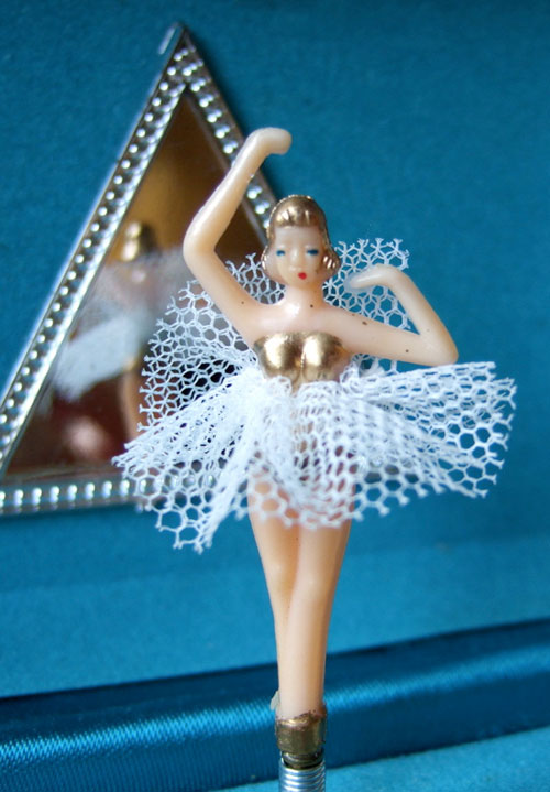 Tiny Dancer Vintage Ballerina Love