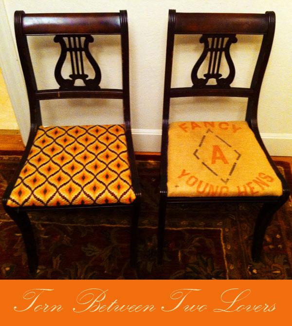 Dottieu0027s Design Dilemma:: Dining Room Chair Recover