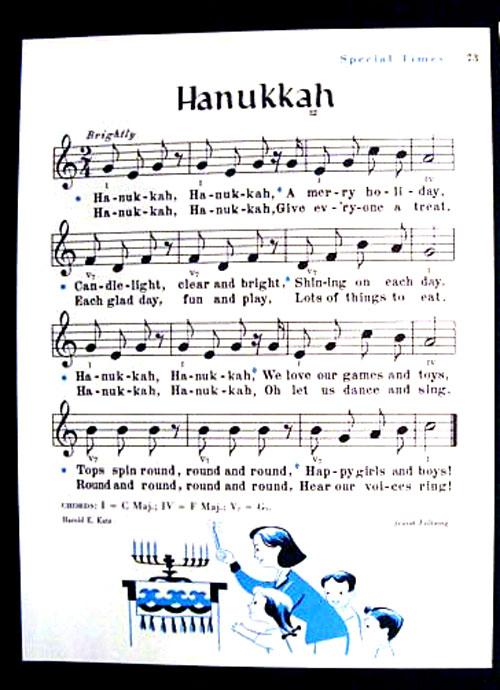 Best Hanukkah Song Eve...