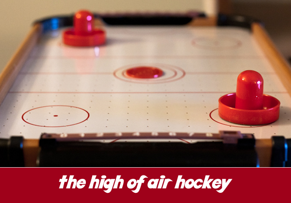 Via Flickr Did You Play Air Hockey