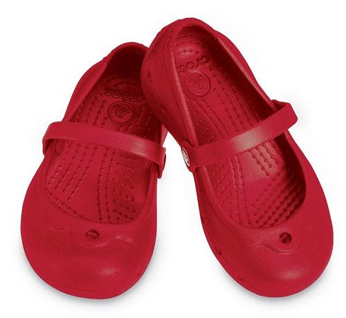 Little Red Shoes – Modern Kiddo