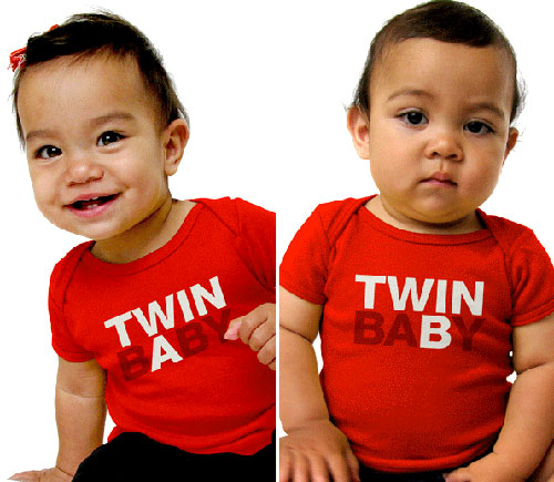 Twins Run In My Family Two Of Cousins Are Blessed With Double The Fun They Say And Opportunity For Awesome Clothes