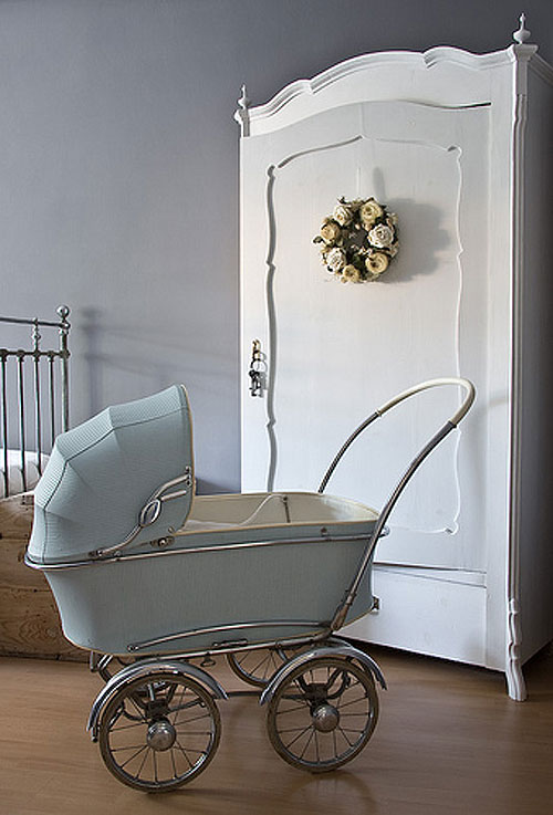 vintage love baby carriages modern kiddo