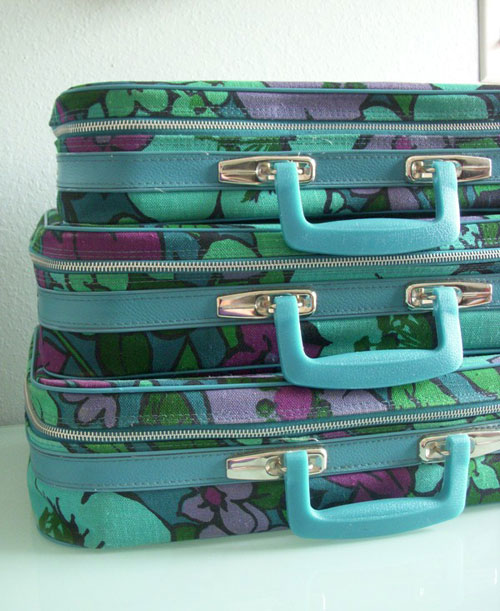 Packed Up :: Vintage Children's Suitcases. – Modern Kiddo