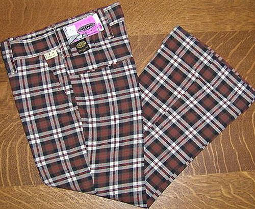 Plaid Pants For Boys