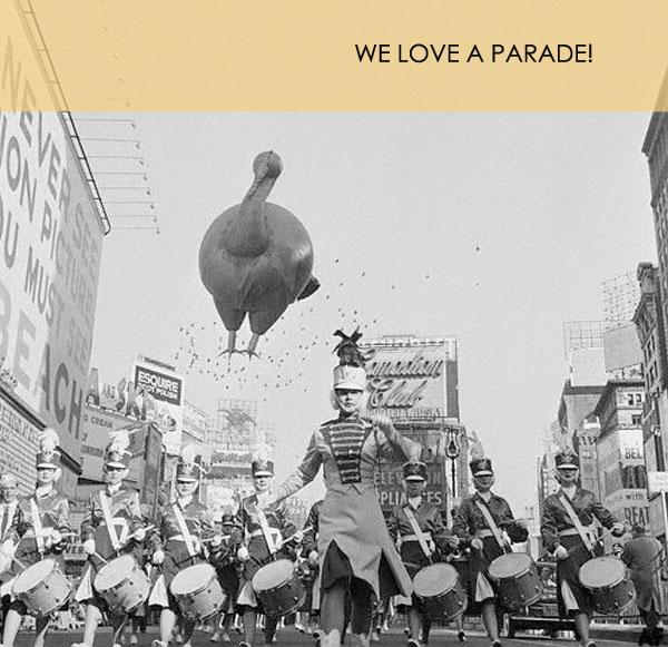 Vintage Flashback Macys Thanksgiving Parade