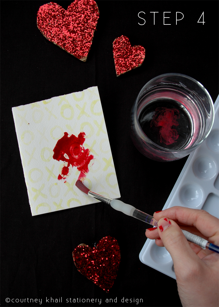 DIY Valentines Day Cards Modern Kiddo – Handmade Valentine Day Card